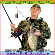 Камуфляжная одежда для рыбалки,  охоты и отдыха от производителя