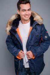 Оригинальные теплые мужские куртки в Украине